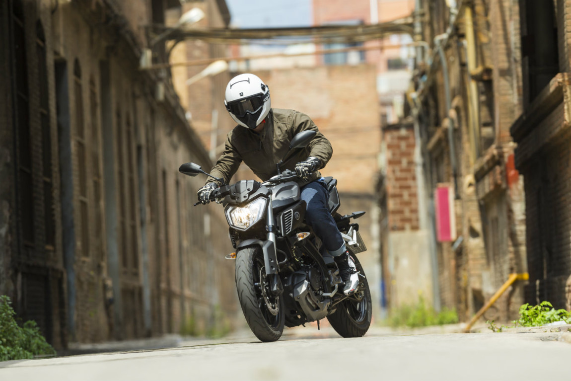 Yamaha MT-125 ABS for hire